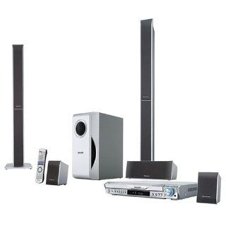 Panasonic SC HT743 5 Disc DVD Home Theater System