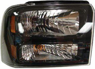 QP F233A a Ford F 250 F250 Pickup Passenger Lamp Assembly Headlight